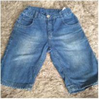 Bermuda jeans Hering - 10 anos - Hering