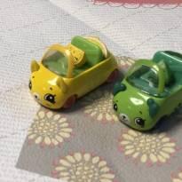 Kit carrinhos Shopkins -  - Shopkins