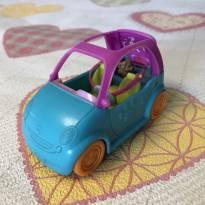 Mini carrinho Polly -  - Polly Pocket