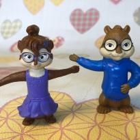 Amigos do Alvin -  - Não informada