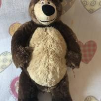 Urso da Masha pelúcia -  - Não informada