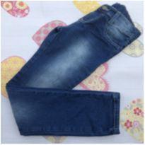 Calça jeans com stretch TAM 8 - 8 anos - Figurinha