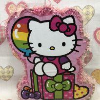 Hello Kitty enfeite mesa/parede (era uma piñata) -  - DesignWare