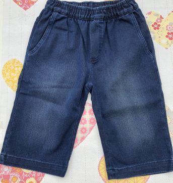 "Bermuda Jeans ""molinho"" - 10 anos - Have Fun"
