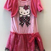 Vestido fantasia Hello Kitty
