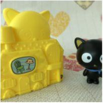 Gatinho com Casinha Mc Donalds Turma Hello Kitty -  - Mc Donald`s