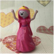 Boneca princesa Mc Donalds da Coleção Hora de Aventura -  - Mc Donald`s