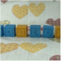 Kit 6 caixinhas R O B L O X (só os cubos) -  - Sunny