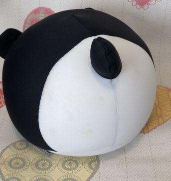 Almofada Urso Panda FOM - Sem faixa etaria - FOM