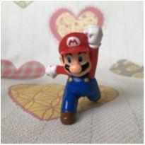 Boneco Super Mario Mc Donalds 7 cm -  - Mc Donald`s