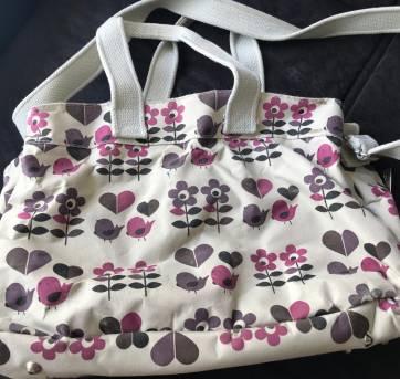 Bolsa Masterbag Bebe - Sem faixa etaria - master bag baby