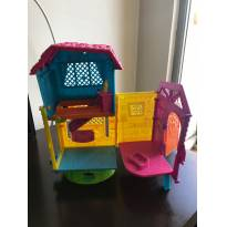 Polly Pocket Super Clubhouse -  - Mattel