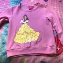 Blusa de Frio Bella - 8 anos - Disney