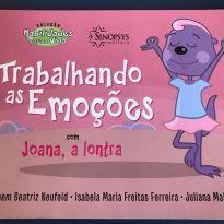 Livro Infantil: Trabalhando as Emoções com Joana a Lontra -  - Não informada