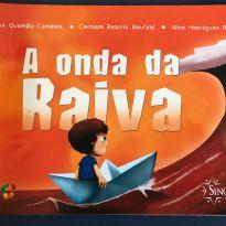 Livro Infantil: A Onda da Raiva -  - Não informada