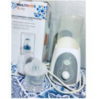 Aquecedor de Mamadeiras e Alimentos elétrico -  - Multikids Baby