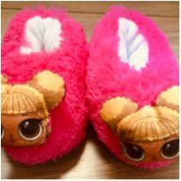 Pantufa Lol pink nova - 24 - LOL Surprise