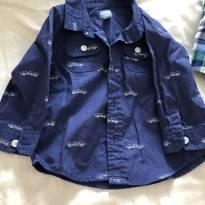 Gap Camisa Baby Gap 18-24 Months - 18 a 24 meses - GAP