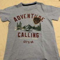 Camiseta Carter`s Tamanho 4T - 4 anos - Carter`s