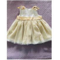 Vestido de festa princesa - 3 a 6 meses - nanette