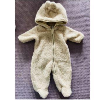 Macacão Ursinho - Recém Nascido - Kids