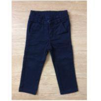 Calça de sarja azul marinho - 1 ano - Poim, Cherokee e Up Baby