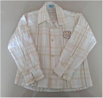 kit Calça, camisa e bermuda - 24 a 36 meses - TripliKids e Circo
