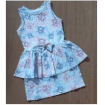 Vestido Florido LILICA RIPILICA - 6 anos - Lilica Ripilica