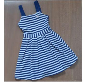 Vestido Listrado LILICA RIPILICA - 6 anos - Lilica Ripilica