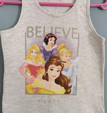 Camiseta Princesas - 4 anos - Renner