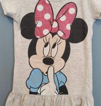 Camisola Minnie - 4 anos - C&A