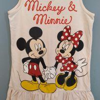 Camisola Mickey e Minnie - 4 anos - C&A