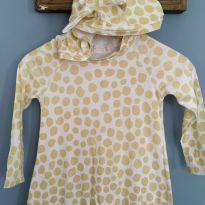 Vestido Girafa Fábula - 2 anos - Fábula