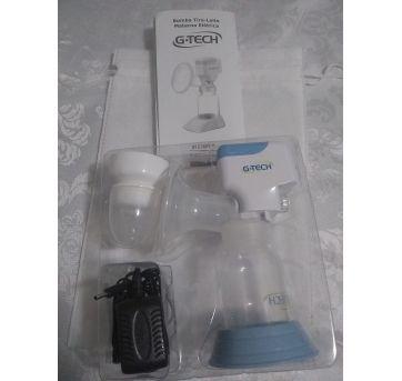Bomba elétrica tira-leite materno GTECH - Sem faixa etaria - Não informada