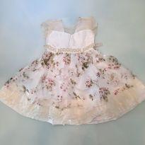 Vestido Floral - 3 anos - Menina Bonita