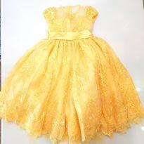 Vestido Renda - 4 anos - Artesanal