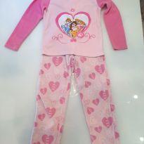 Pijama princesas - 6 anos - marisa