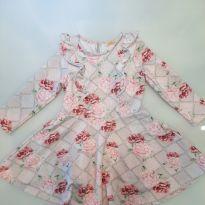Vestido Floral - 8 anos - Le Petit Kukiê