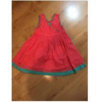 vestidinho cor goiaba Palomino girls - 6 anos - Palomino