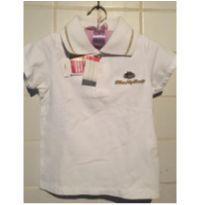 camiseta pólo feminina - 4 anos - Lilica Ripilica