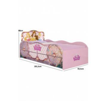 Bicama Princesas Disney - Sem faixa etaria - Disney