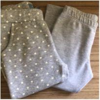 Kit calças moletom Gap / Boca grande - TAM 3! - 3 anos - Baby Gap