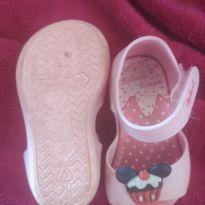 Sandália Cupcake Minnie