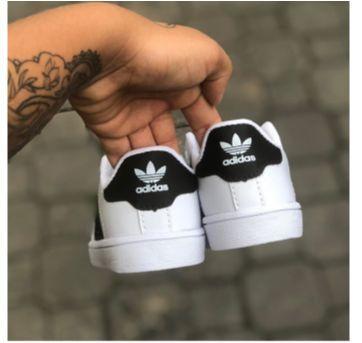 Adidas Superstar infantil 18 ao 33 - 25 - Adidas