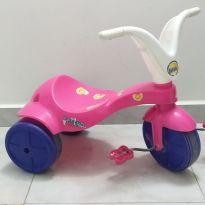 Triciclo (tico- tico) menina. -  - Xalingo