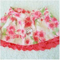 Saia Hello Kitty❤️ - 6 a 9 meses - Hello  Kitty