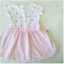 Vestido malha Kiki Xodó❤️ - 2 anos - Kiki Xodó