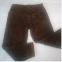 Calça de cotele marron❤️ - 3 anos - Sem marca