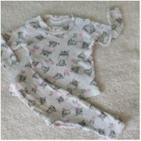 Pijaminha Zebrinha ❤️ - 3 meses - yoyo Baby