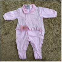 Macacão Aconchego do Bebê❤️ - 0 a 3 meses - Aconchego do Bebê
